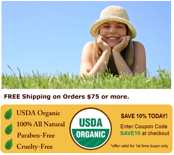 organic products for the entire family
